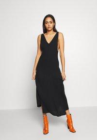 Free People - SWEET AS HONEY - Maxi dress - black - 1
