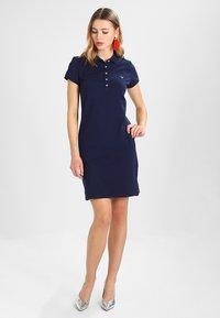 GANT - Day dress - evening blue - 2