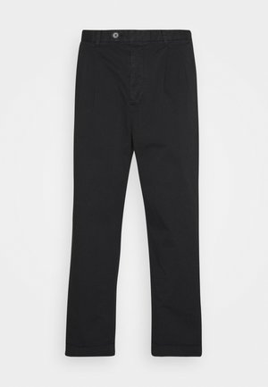KALI TROUSER - Chinos - black
