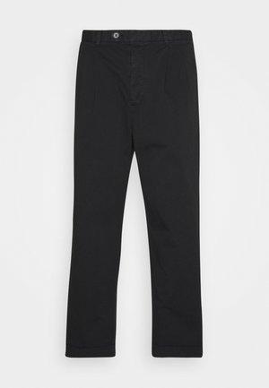 KALI TROUSER - Chino kalhoty - black