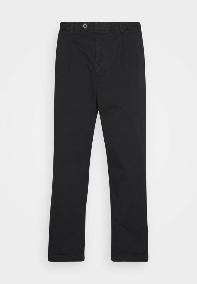 KALI TROUSER - Chino - black