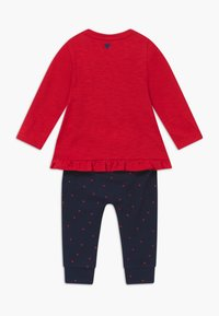 Staccato - SET - Leggings - dark blue/red - 1