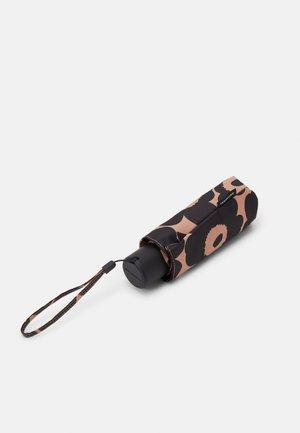 MINI MANUAL PIKKUINEN UNIKKO UMBRELLA - Deštník - brown/black