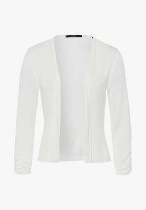 OFFENER STYLE - Gilet - offwhite