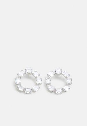MILLENIA CIRCLE - Earrings - transparent
