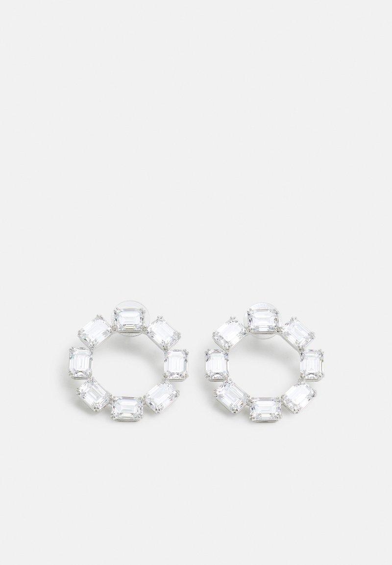 Swarovski - MILLENIA CIRCLE - Earrings - transparent