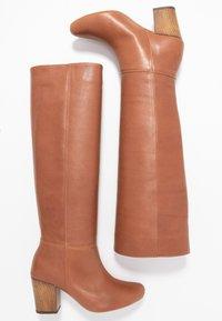 L37 - SUPER NOVA - Boots - cognac - 3