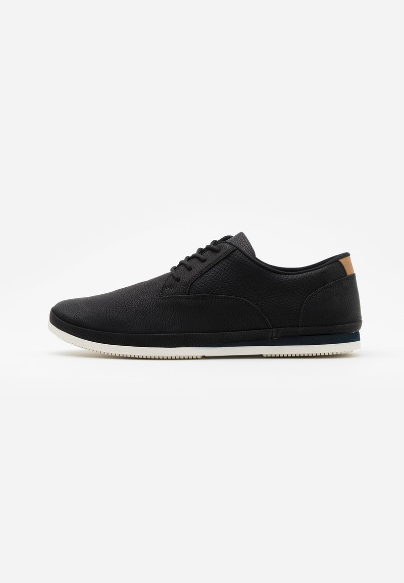 ALDO - JOHNIKINS - Casual lace-ups - black