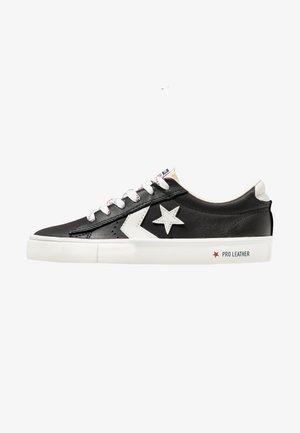PRO LEATHER - Trainers - black/vintage white/egret