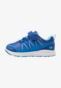 Viking - HOLMEN - Hiking shoes - dark blue/blue - 1