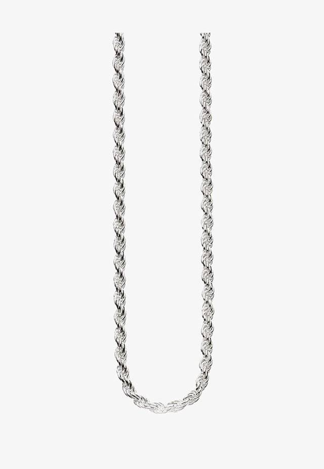 Ketting - silver-colored
