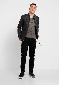 Tigha - HOLGER - Leather jacket - black - 1