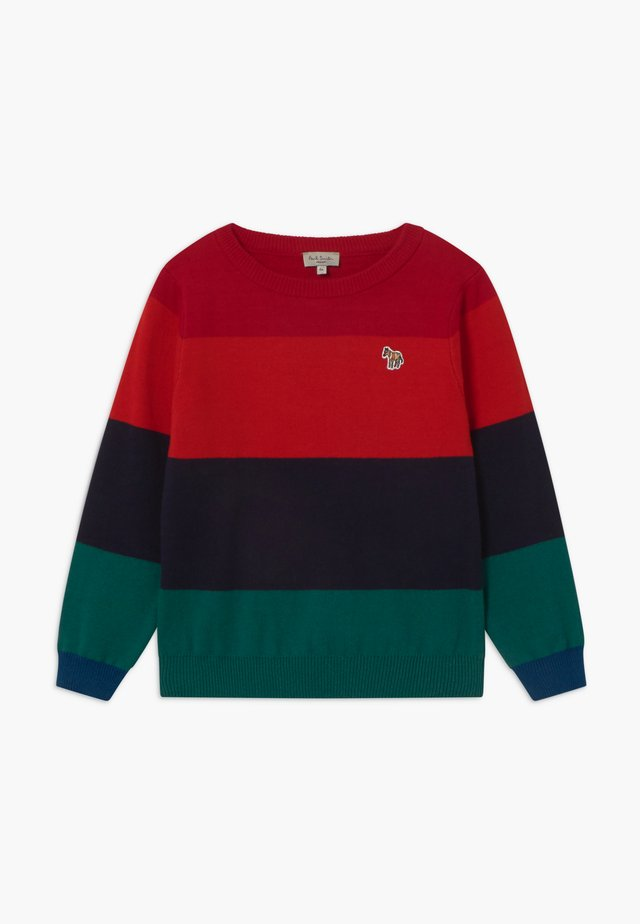 PULL - Jumper - storm green