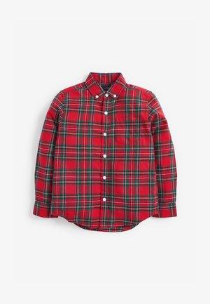 TARTAN - Shirt - red