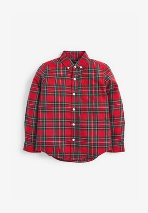 TARTAN - Skjorter - red