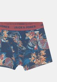 Jack & Jones Junior - JACTROPIC PINEAPPLE  3 PACK  - Pants - dark blue - 3