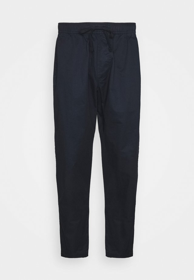 EASY PANT - Trousers - classic navy