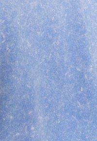 GAP - FLARE  CROP - Sweatshirt - neon medium blue - 6