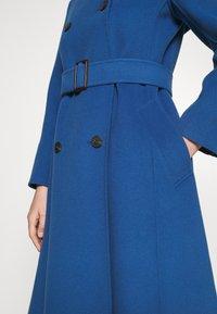 WEEKEND MaxMara - STRUZZO - Classic coat - dusty blue - 5