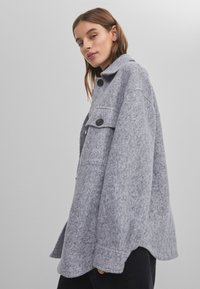 Bershka - Light jacket - light grey - 3