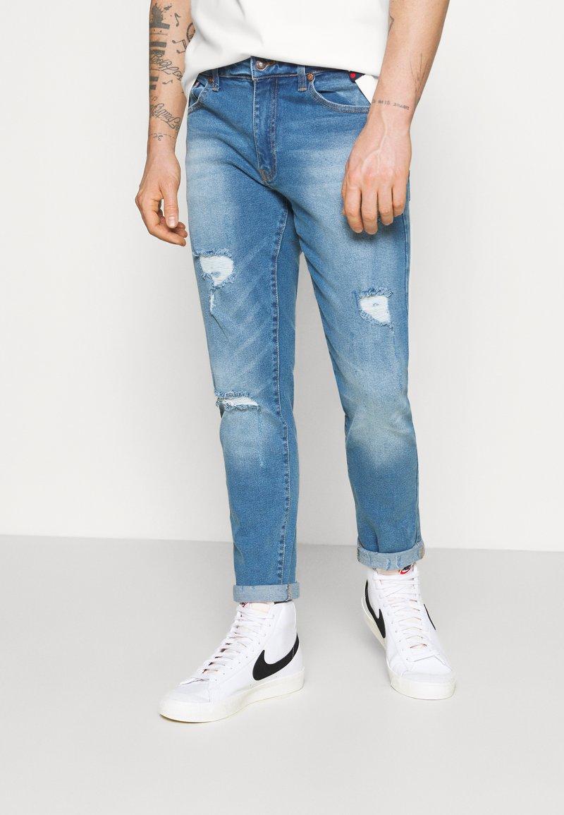 Denim Project - MR RED - Jeans Skinny Fit - light blue