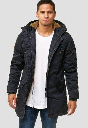 BARDSLEY - Płaszcz zimowy - navy