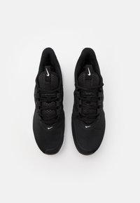 Nike Performance - AIR MAX VOLLEY CLAY - Tennisskor för grus - black/white - 3