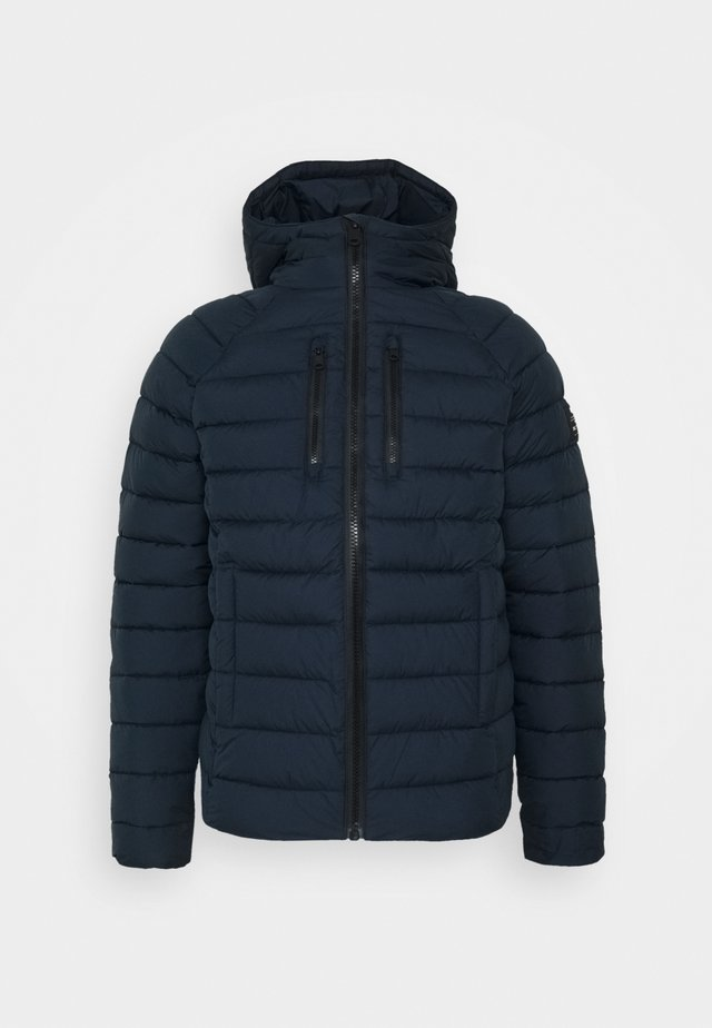 STADIUM JACKET MAN - Lett jakke - deep navy