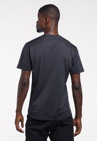 Haglöfs - Print T-shirt - true black - 1