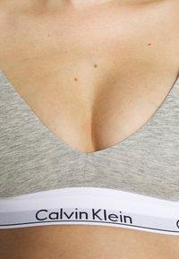Calvin Klein Underwear - MODERN MATERNITY BRA - Korzet - grey heather - 3