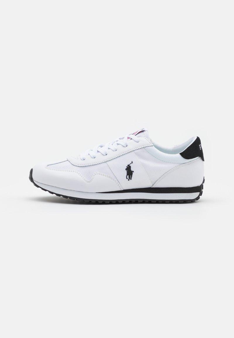Polo Ralph Lauren - TRAIN 85 TOP LACE - Trainers - white/black