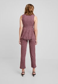 mint&berry - Trousers - winetasting - 2