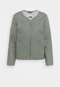 ROSTOKER JACKET - Outdoor jacket - agave green