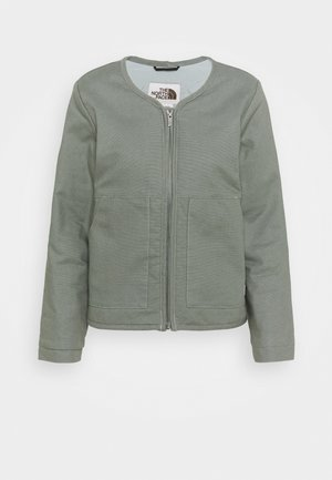 ROSTOKER JACKET - Outdoor jacket - agave green