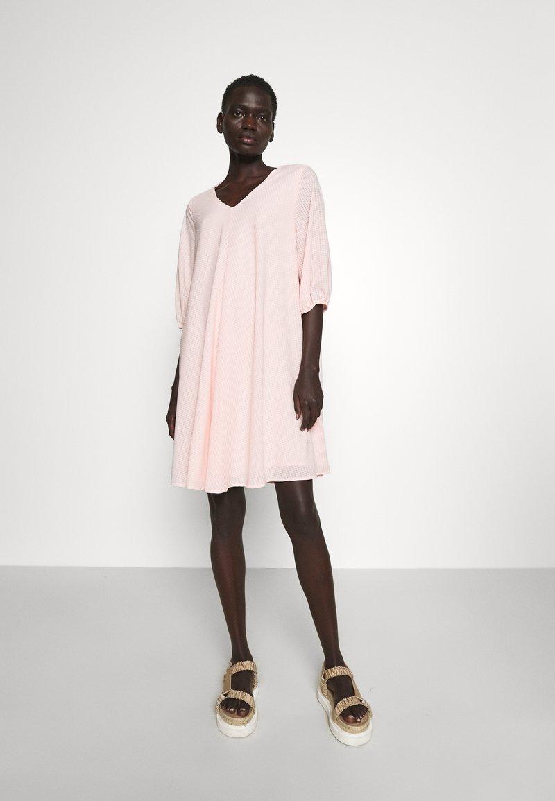 Bruuns Bazaar - KALATEA ALLURE DRESS - Day dress - misty rose