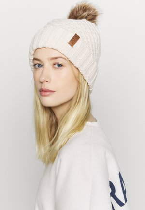 BLIZZARD BEANIE - Bonnet - white