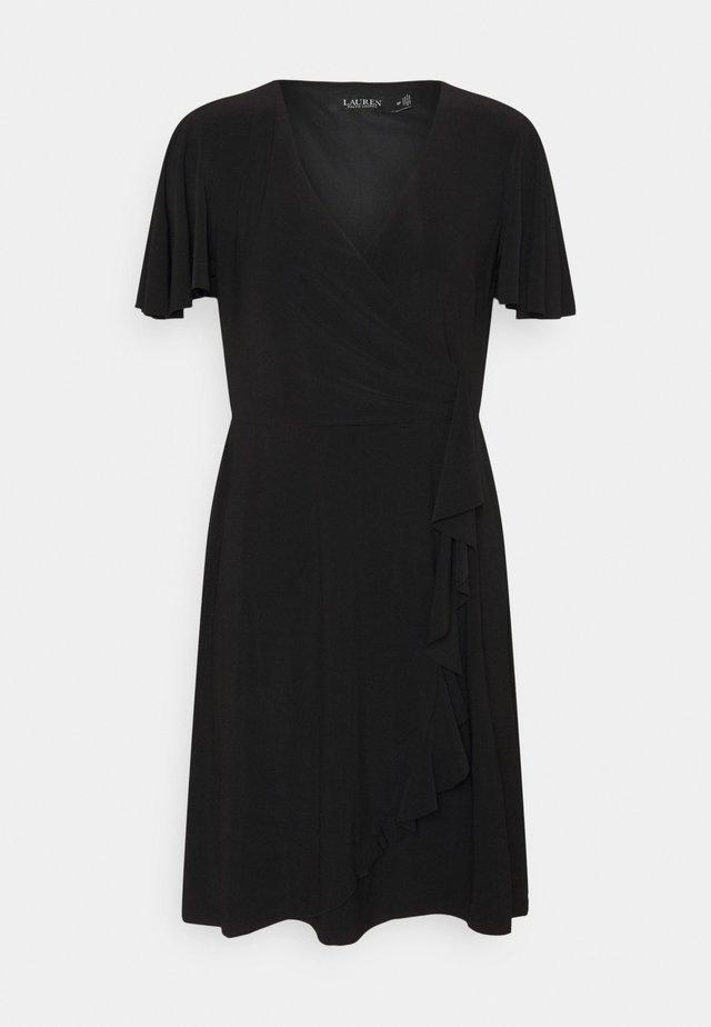 GLADYS - Robe en jersey - black