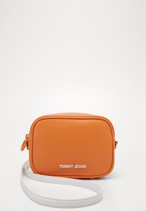 NEW CROSSOVER - Across body bag - orange