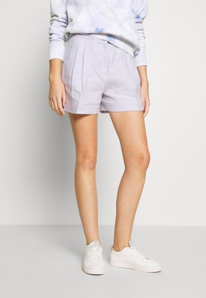 PLEATED - Shorts - lavender mist