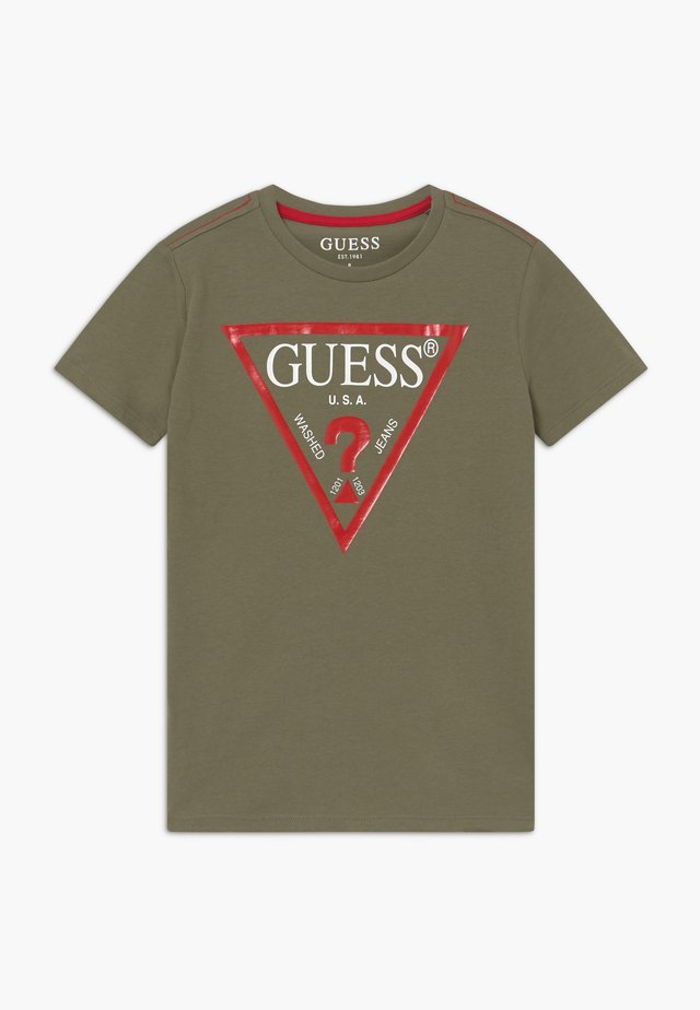 CORE JUNIOR  - T-shirt imprimé - sand dollar