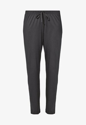 COTTON DELUXE - Pyjama bottoms - black