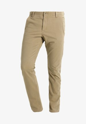 SMART FLEX ALPHA SKINNY LIGHTWEIGHT - Chinos - new british khaki