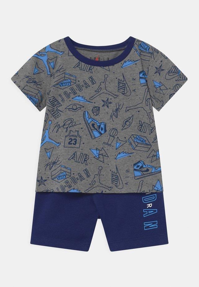 FUN FLIGHT SET UNISEX - T-shirt imprimé - blue void