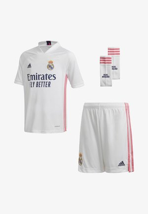 REAL MADRID AEROREADY MINIKIT - Club wear - white