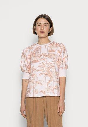 WAHIDA - T-shirt imprimé - pink