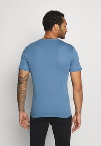 G-Star - BASE 2 PACK  - Basic T-shirt - delft - 3