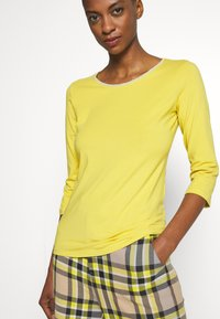 WEEKEND MaxMara - MULTIA - Long sleeved top - gelb - 5