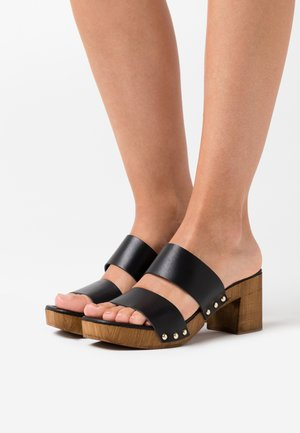 VIDA  - Clogs - black