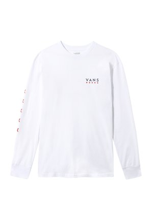 VICTORY - Print T-shirt - white