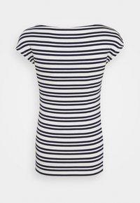 GAP - BATEAU - Print T-shirt - navy stripe - 1